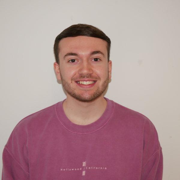 Samuel Guy, Team Support Officer