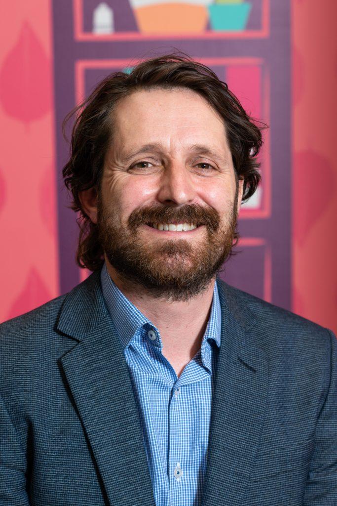 Dan Rayner, Board Representative, Arup