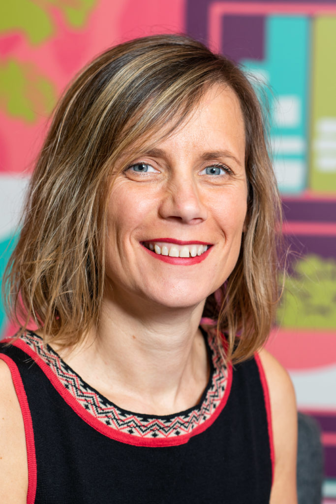 Lowri Williams, Head of People Services, National Assembly for Wales