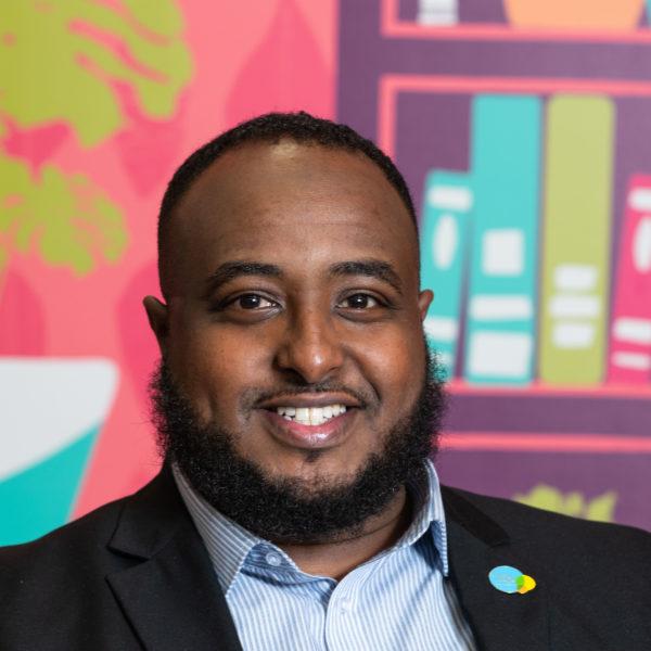 Ali Abdi, Citizens Cymru Wales and Cardiff University Community Gateway