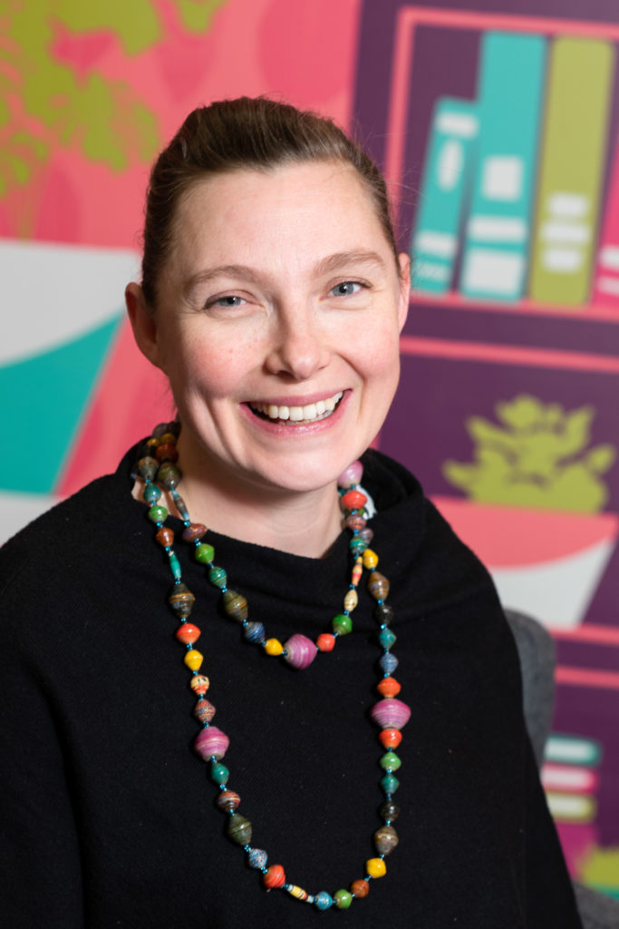 Molly Foster, Senior Programme Manager, Uprising (On Maternity)