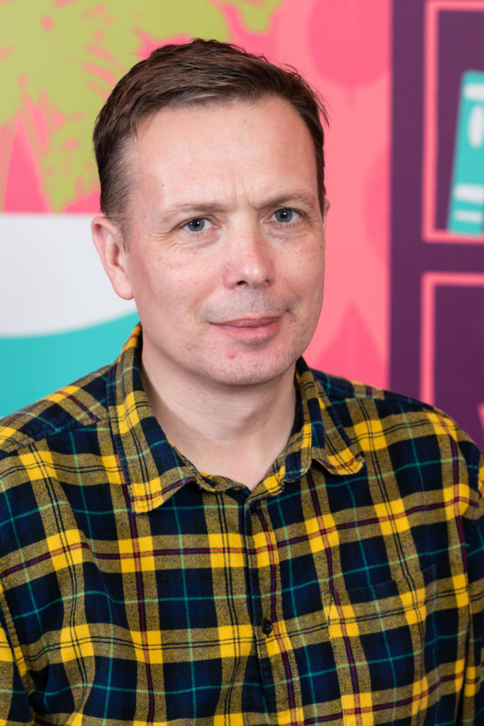 Graeme Farrow, Artistic and Creative Director, Wales Millennium Centre