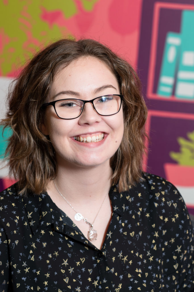 Abby Dickinson, Office of the Future Generations Commissioner for Wales