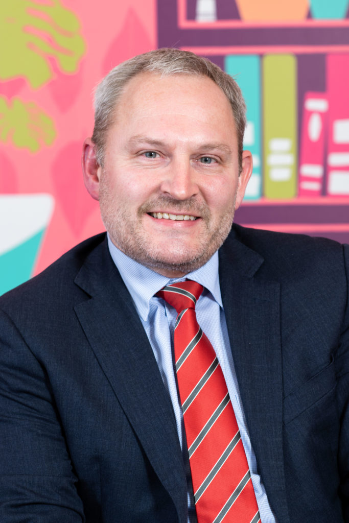 Mark Cadwallader, Head of Strategic Planning, University of South Wales