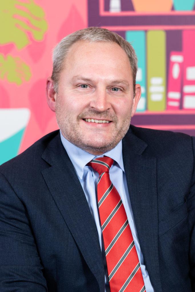 Mark Cadwallader, Head of Strategic Planning, University of South Wales