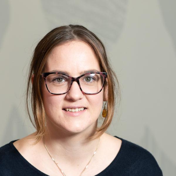 Kirsty James, Royal National Institute of Blind People (RNIB) Cymru