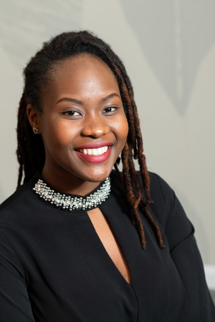 Kimberley Tariro Mamhende,