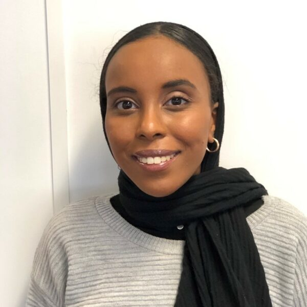 Najma Hashi, Team Support Officer