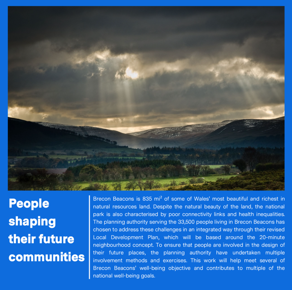 Brecon Beacons – People shaping their communities