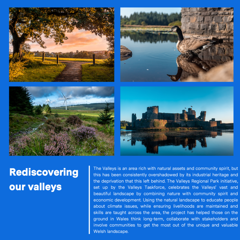 Rediscovering our Valleys
