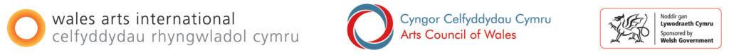 Wales Arts International Logo