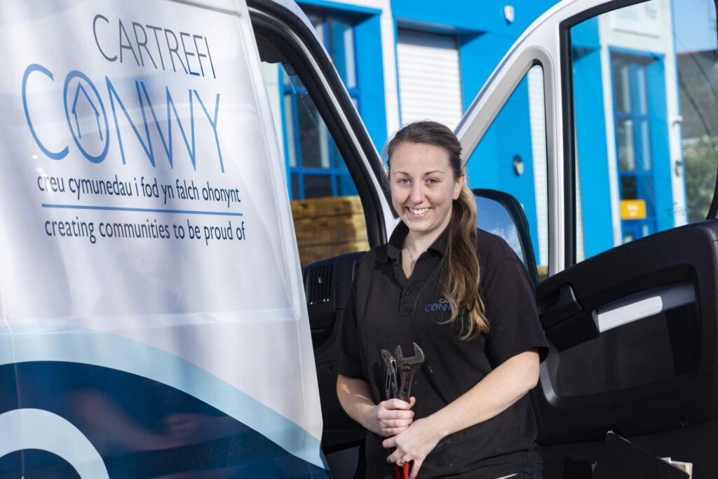 Rebecca Davies Engineer